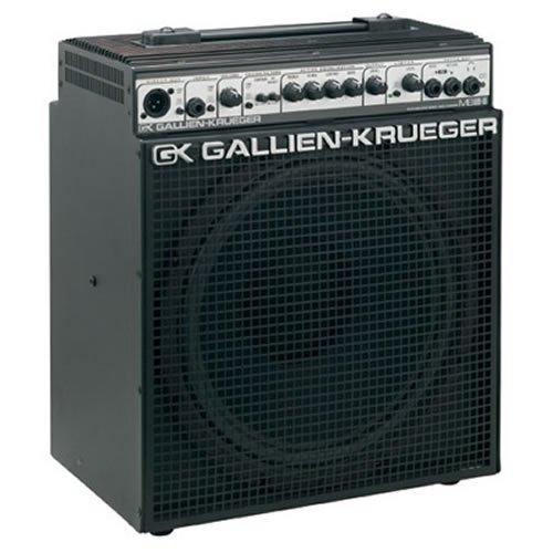 150w Portable Guitar Amp - Gallien-Krueger MB150S/112 Bass Guitar Combo (150 Watt)