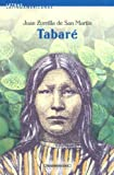 Front cover for the book Tabare by Juan Zorrilla de San Martin