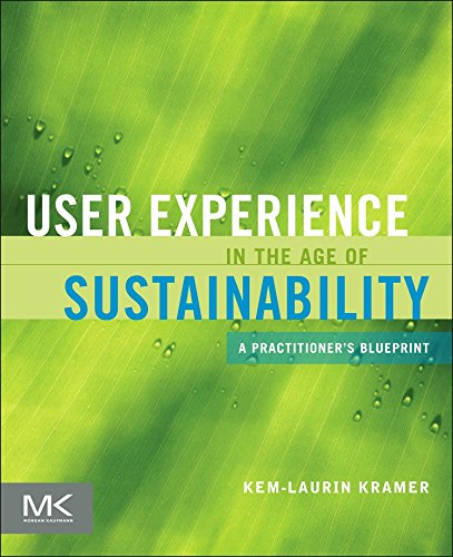 User Experience in the Age of Sustainability: A Practitioner's Blueprint