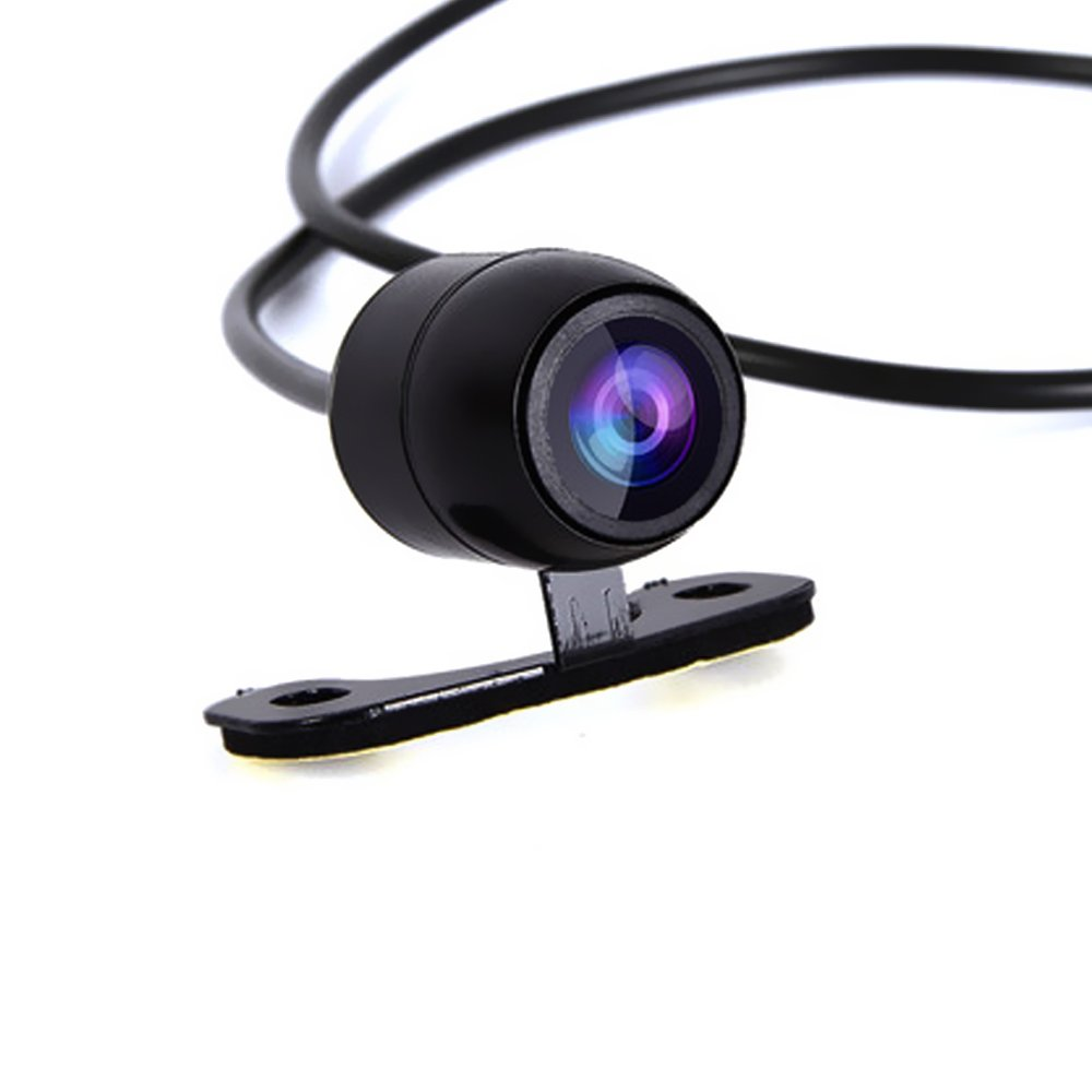 135 /° detection angle Night vision function Car Camera // Car Parking sensor 30fps 720 x 480 // NTSC Rear View Camera for Reversing System Cars /& Trucks   IP68 // waterproof and dustproof