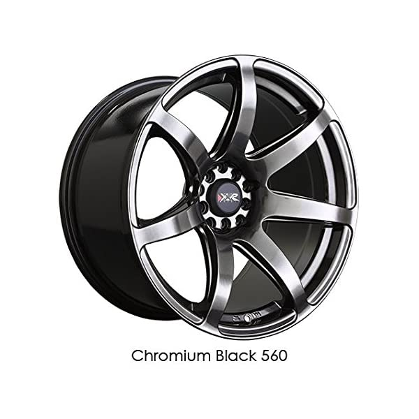 XXR-Wheels-560-Chromium-Black-Wheel-with-18x855x100-35mm-Offset