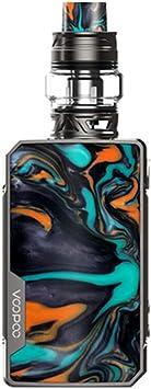 Original Voopoo Drag 2 Platinum Kit 177W Caja MOD Vape con 5ML Uforce T2 SubOhm Tank U2 N3 Coil Vaporizador de cigarrillo electrónico: Amazon.es: Salud y cuidado personal