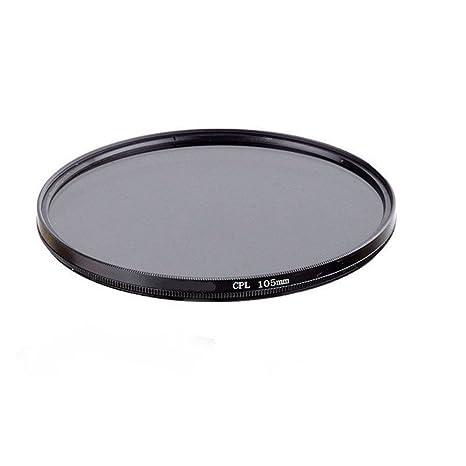 105 mm Filtro polarizador Circular C-PL CPL Protector de Objetivo ...