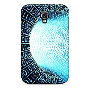 For Galaxy S4 Protector Cases Numbers 3d Phone Covers