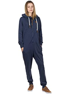 Naketano Damen Jumpsuit Bircher Muschi Jumpsuit: