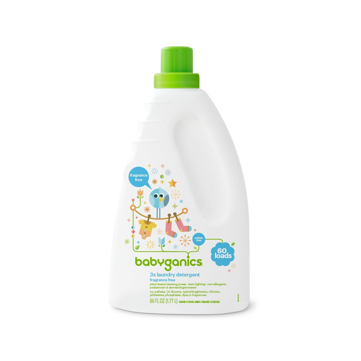 Amazon Com Babyganics Foaming Dish And Bottle Soap