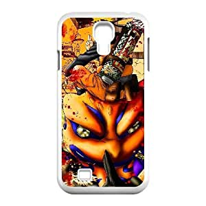 Generic for Samsung Galaxy S4 9500 Cell Phone Case White Gama Bunta Custom HAKHAOKHG3701