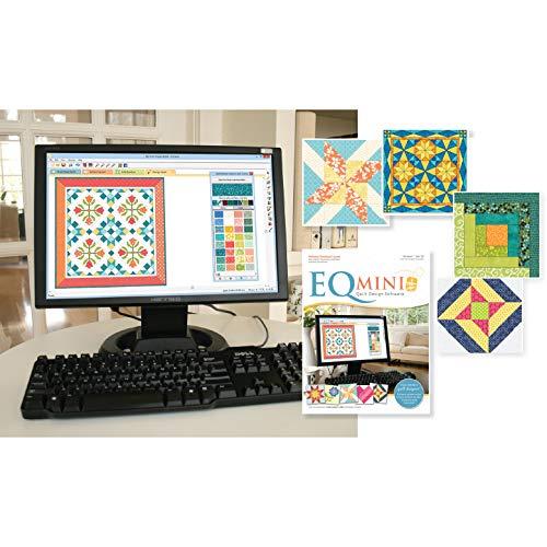 EQ Mini Quilt Design Software (Software Quilt Design)