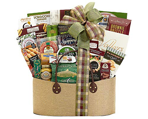(Wine Country Gift Baskets Gourmet Choice Gift Basket. Perfect For Any & All Occasions. Retirement, Birthday, Celebration, Sympathy & Appreciation. Featuring An Extravaganza of Award Winning Brands )