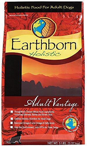 Earthborn Holistic Adult Vantage Dry Dog Food, 5 lb.