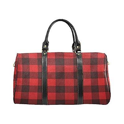 best Halloween Sugar Skull Travel Duffel Bag Waterproof Weekend Bag Luggage  with Strap 47836d2c5828e