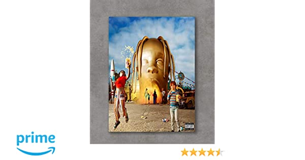 99532b2c2531 Amazon.com: Kai'Sa Travis Scott: ASTROWORLD Music 2018 Poster Art Print  Posters, 18''×24'' Unframed Poster Print: Posters & Prints