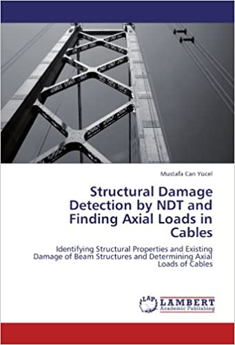 Book Structural Damage Detection by NDT and Finding Axial Loads in Cables: Identifying Structural Properties and Existing Damage of Beam Structures and Determining Axial Loads of Cables