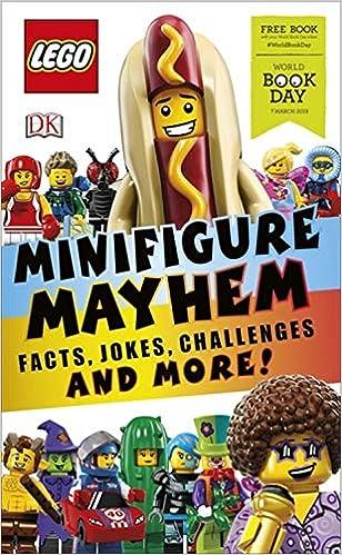 LEGO Minifigure Mayhem (World Book Day 2019): Amazon co uk: Beth