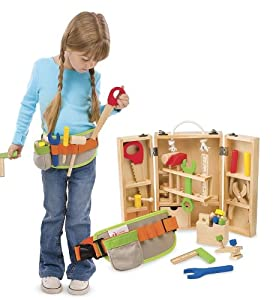 25-Piece Carpenter's Essentials Set