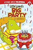 Little Lizard's Big Party, Melinda Melton Crow, 1434220079