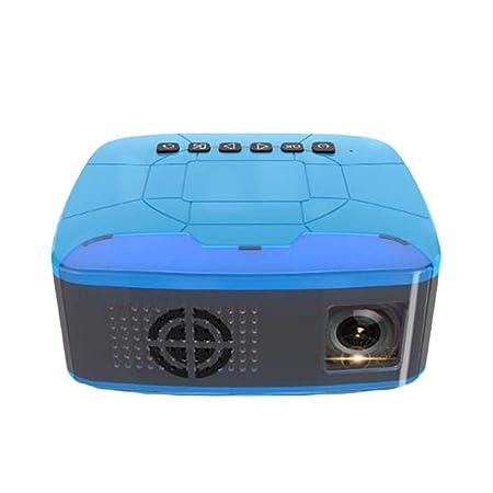 Mini proyector Proyector portátil de cine en casa Proyector micro ...