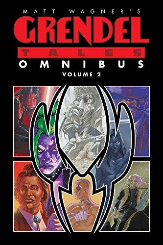Matt Wagner's Grendel Tales Omnibus Volume 2 by Dark Horse Books