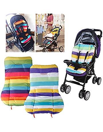 Vicky - Colchoneta para silla de paseo (impermeable, 1 unidad), diseño de