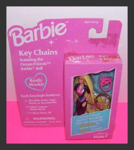 Barbie Key Chain~ Ocean Friends