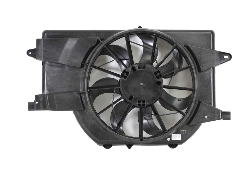 ACK Automotive Saturn Vue Fan Assembly Assembly Replaces Oem: 22722065