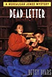 Dead Letter, Betsy Byars, 0670868604