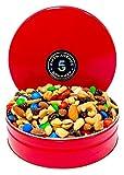 5th Avenue Gourmet Trail Mix 1lb in a Tin