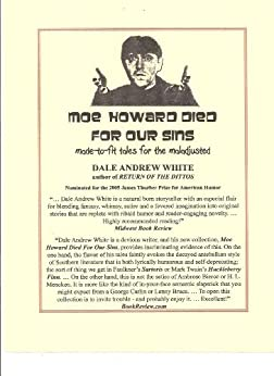 Moe Howard Died For Our Sins by [White, Dale Andrew]