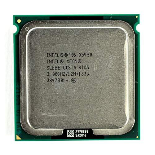 Intel Xeon X5450 Quad-Core 3.00GHz 12MB 1333MHz LGA 771 SLBBE CPU Processor - Core Motherboard Dual