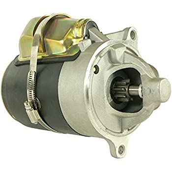 DB Electrical SFD0026 New Starter For Crusader Inboard & Sterndrive Models, Ford, Mercruiser, Omc, Pleaft 302Ci 5.0 351Ci 5.8 460Ci 7.5, Volvo Penta, ...