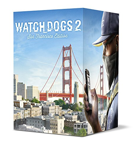 Watch Dogs 2 San Francisco Edition (PS4)