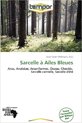 Télécharger en ligne Sarcelle Ailes Bleues pdf