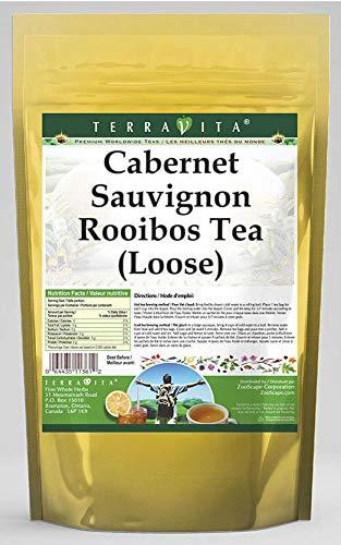 Cabernet Sauvignon Rooibos Tea (Loose) (8 oz, ZIN: 544211) - 3 Pack