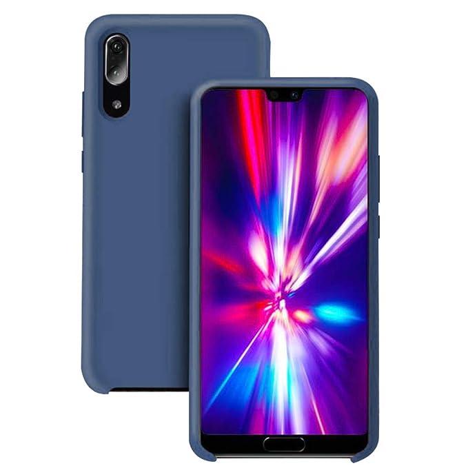 Pacyer® Funda Huawei P20 Pro Ultra Suave TPU Gel de Silicona Case Protectora Suave Flexible teléfono Absorción de Impacto Elegante Carcasa para Huawei ...