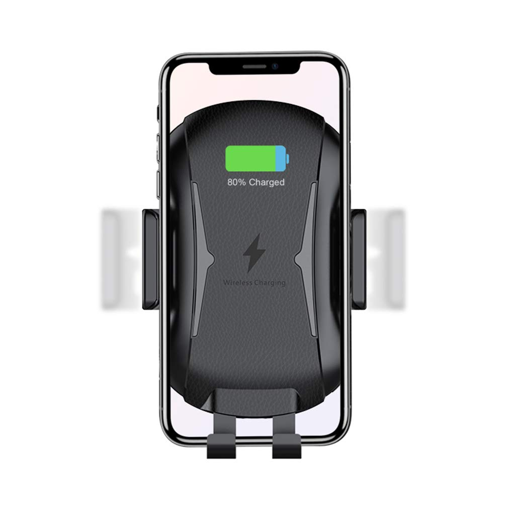 Wireless Mobile Phone Holder Carga de Aire del Coche Montaje de la ...