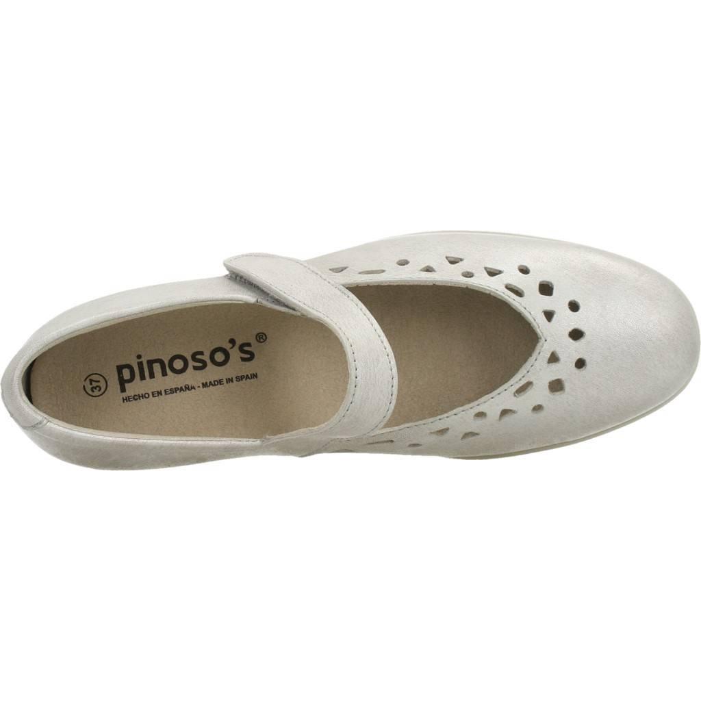 PINOSOS Ballerinas Farbe Silber Marke Modell Ballerinas 7267 7267 7267 G Silber 7a53fc
