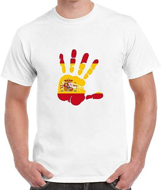 GP Camiseta ESPAÑA Talla XXL: Amazon.es: Ropa y accesorios