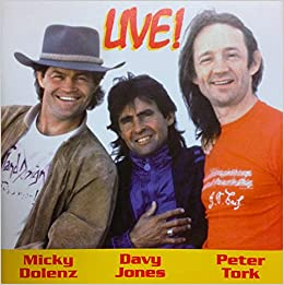 Micky Dolenz the tick