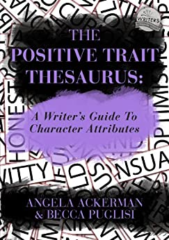 Positive Trait Thesaurus Character Attributes ebook product image