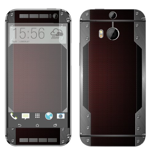Decalrus - Protective Decal Skin Sticker for HTC One M8 skin skins case cover wrap HTConeM8-94