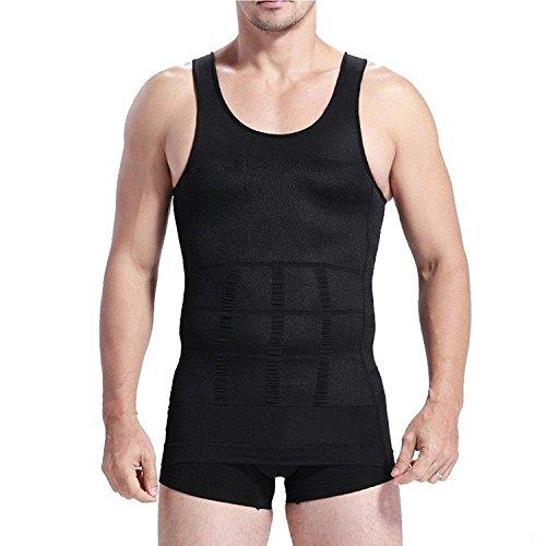 幸運なことにむしゃむしゃ洗練加圧シャツ メンズ タンクトップ スポーツ 筋トレ フィットネス 高弾力 吸汗速乾 優れた透気性 お腹ダイエット 姿勢矯正 補正下着 インナー