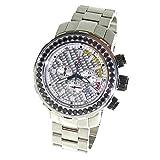 kc techno - Black Diamond Watch 4.5 Ct Techno Com by KC