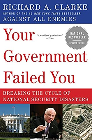 book cover of Your Government Failed You