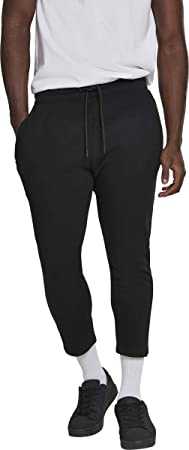 Urban Classics Cropped Terry Pants Pantalones de Deporte para Hombre