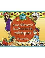 PETITE BOITE DES ENFANTS POUR DÉCOUVRIR LES ACCORDS TOLTÈQUES (CARTES)