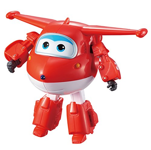 [Super Wings - Transforming Jett 5
