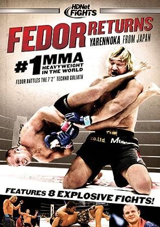 Amazon.com: HDNet Fights: Fedo...