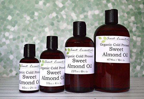 100 Organic Unrefined Sweet Almond product image