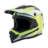 Zox Junior Youth Street Motocross Dirt Off-Road Motorcycle Helmet
