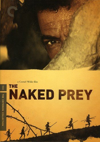 DVD : The Naked Prey (Criterion Collection) (Restored, Widescreen, Dolby)